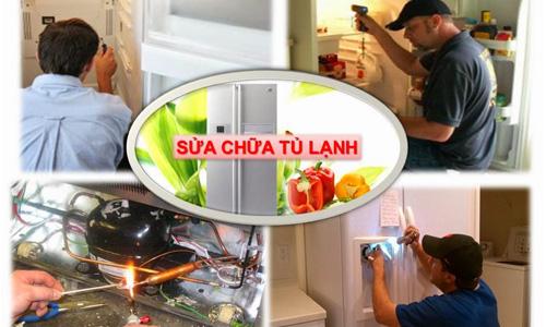 Dịch vụ sửa tủ lạnh uy tin tại Thái Nguyên