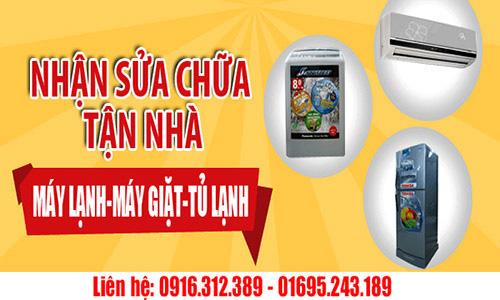 Trung tâm sửa máy giặt Thái Nguyên