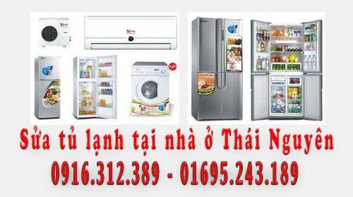 Dịch vụ sửa tủ lạnh tại Thái Nguyên