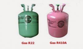 Nạp gas điều hòa