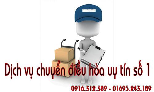 Dịch vụ chuyển điều hòa uy tín số 1 tại Thái Nguyên
