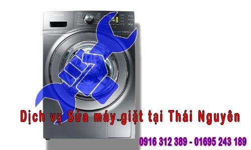 Dịch vụ sửa máy giặt tại Thái Nguyên