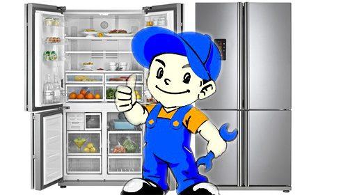 Sửa tủ lạnh tại nhà thái nguyên
