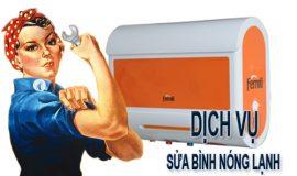 Dịch vụ sửa bình nóng lạnh Thái Nguyên