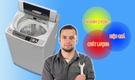 bảo dưỡng máy giặt cửa đứng