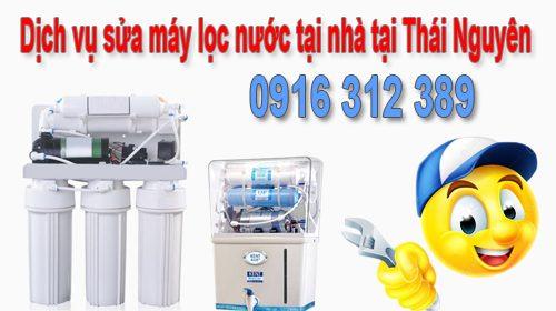 Dịch vụ sửa máy lọc nước tại nhà tại Thái Nguyên