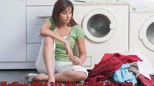 sửa máy giặt chuyên nghiệp