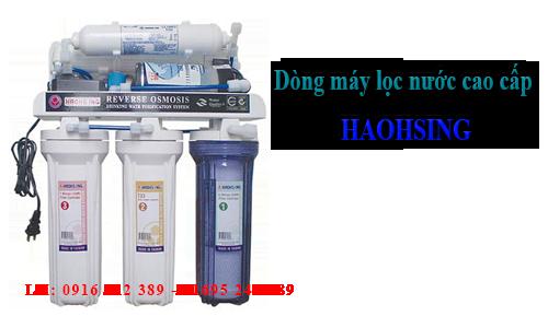 sửa chữa máy lọc nước haohsing