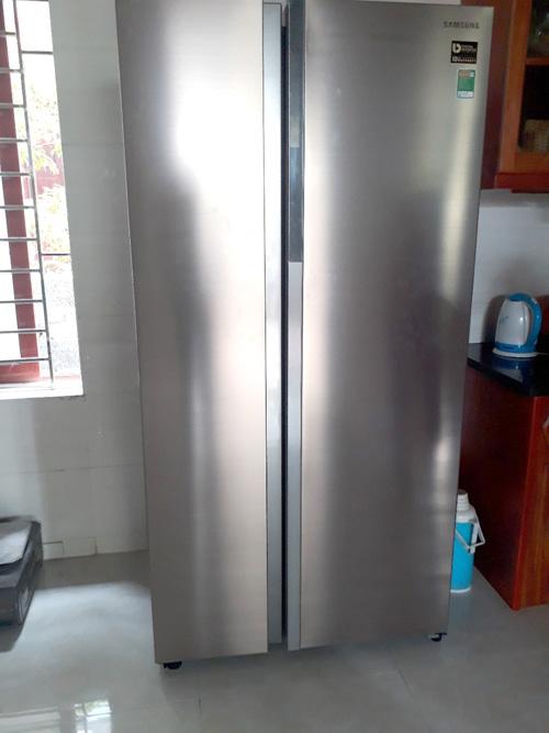 Tủ lạnh có điện nhưng không lạnh