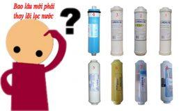 Sửa chữa máy lọc nước tại Thái Nguyên