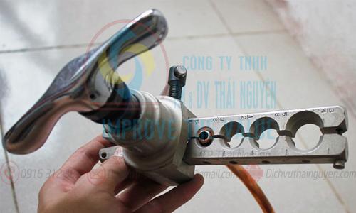 Loe ống điều hòa