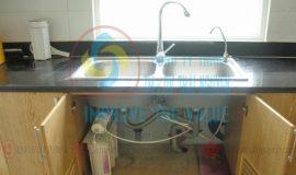 vị trí lắp máy lọc nước