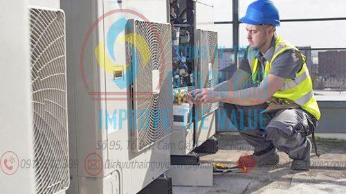 Hệ thống điều hòa công nghiệp